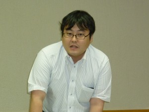 中央会(神奈川県中小企業団体中央会)渡辺様よりご挨拶頂きました