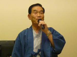 吉野代表理事の言葉