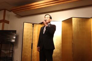 吉野代表理事の挨拶です。