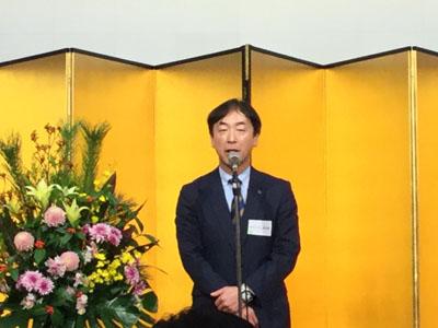 取引先代表 株式会社ライオン事務器支店長 小川圭一様からのご挨拶