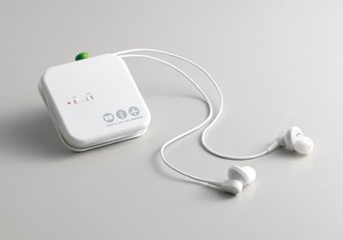 キングジムのデジタル耳せん MM1000
