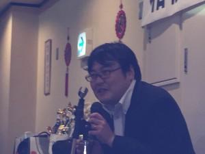 神奈川県中小企業団体中央会 連携開発部主査 渡邉信様