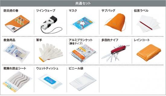 コクヨ DRK-SK2Dのセット内容