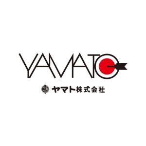 ヤマト株式会社のロゴ・・・矢が的に当たっています